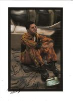 BSG Chief Galen Tyrol - Signed by jeminabox