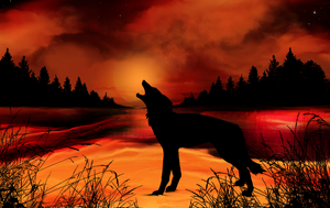 Howling by Dianabolique
