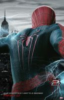 The Amazing Spider-Man 2 Poster 3 by Enoch16