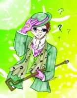 Riddler by Danielle-chan