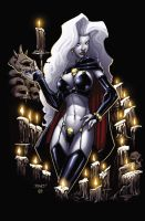 Lady Death All Stars by rantz