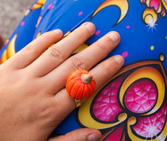 Pumpkin Ring by tiny-moon