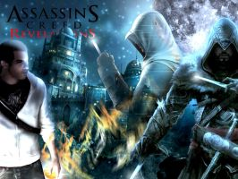 Assassin's Creed Revelations by Lord-Corr