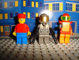 Video Game Minifigs by Taggerung1