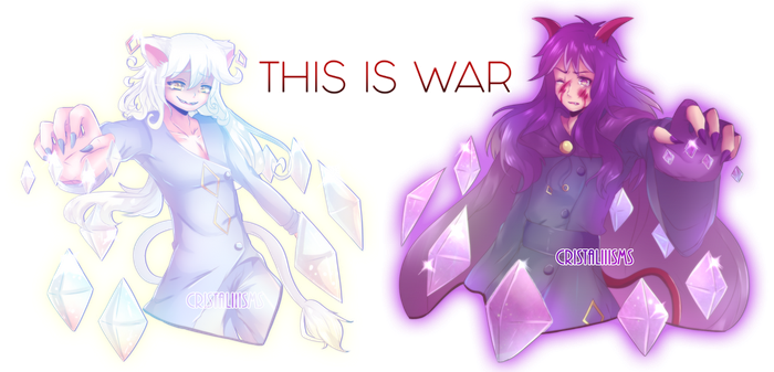 +Project+ This is WAR by Crystaliiisms