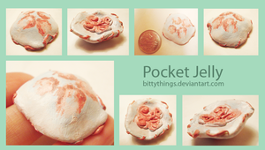 Pocket Jelly - Gift by Bittythings