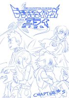 Digimon Tamers - Mirai Project chapter 05/01 by Riza23