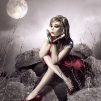 Trap Among the Thorns by vampirekingdom