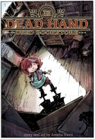 DeadHand CoverCOLOR by AmeliaDDraws