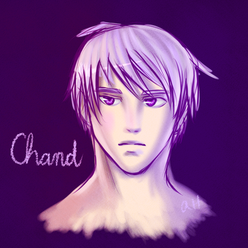 Child of the Night: Chand by ChozoGal