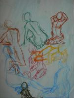 Figural Study 3 by MissElsy