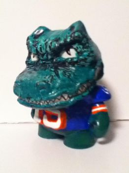 Florida Gator Tebow Munny by Last-Superpower