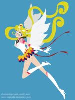 Eternal Sailor Moon Vector Art by robot-cupcake