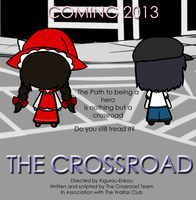 The Crossroad Poster by Kigurou-Enkou