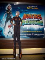 Suzan - Monsters vs. Aliens by Shinji-Mamoru