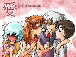 You'll be loved by natsumi33