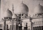 Sheikh Zayed Mosque by Nfahmed