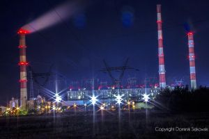 Power station Dolna Odra by dominik-sekowski