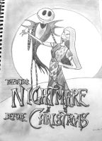 The Nightmare Before Christmas by sundayx