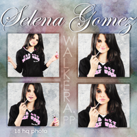Photopack (3) Selena Gomez by SilaEOfficial