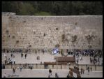 The Western Wall2 by Ayechanit