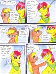 Trans Ponies Vol: 2 pg 15 by Tristanjsolarez