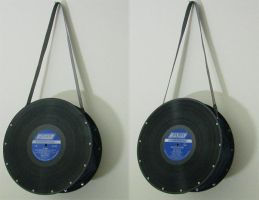 Rolling Stones Record Bag by Spence2115