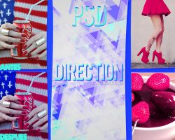 PSD Direction~ by LuizaEditions