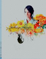 July - Kathryn Prescott by Lane-X