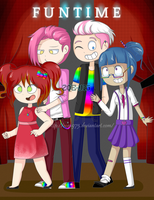 FNAFHS: The Funtimes by Zoe-975