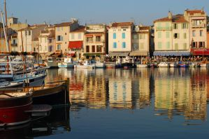 Late summer Cassis by Austinii