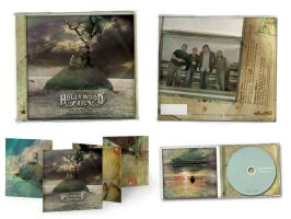 Hollywood Ave CD Package by gomedia