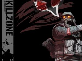 Killzone FanArt by moglet2001