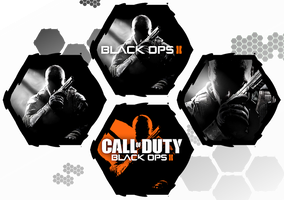 Call of Duty: Black Ops II by WE4PONX