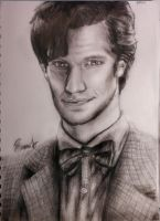 The Eleventh Doctor by sivoussaviez15