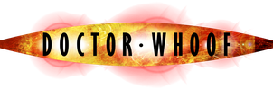 Doctor Whoof logo by Shishioh
