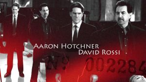 SSA Hotchner and Rossi 6X13 by Anthony258