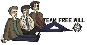 team free will by raw
