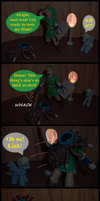 The Legend of Zelda: Pain in the Ass (Pt. 9) by TheRockinStallion