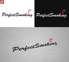 Logo- PerfectSmoking by artdigitalazax
