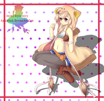 .: CE :. Anime-style by april4luck