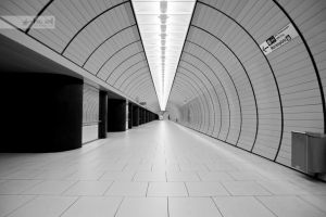 subway munich by benmoll