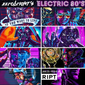 Electric-80s by zerobriant