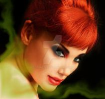Ivy, so poisonous... by Selket47