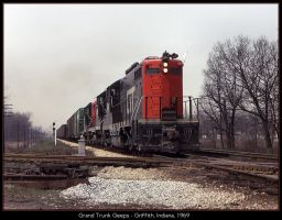 Grand Trunk Geeps by classictrains