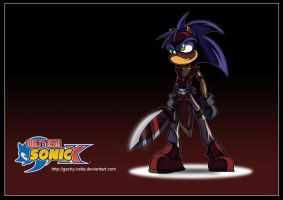 ...SoNiC BaD GuY... by GACHY-CELTA