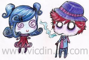Zombiaki... by Vicdin