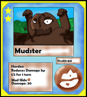 Mudster Card (Adopt) by Dianamond