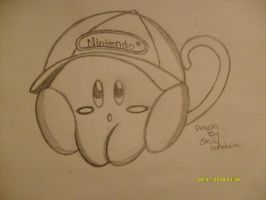 Kirby Diddy by LostxInxShados