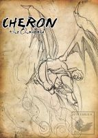 Cheron the Charizard by Vixenkiba
